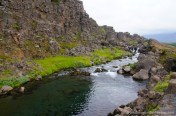 Viking drowning pond