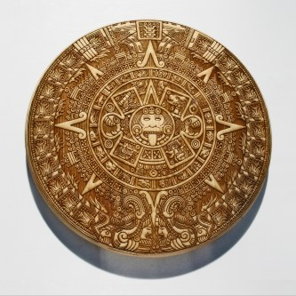 Aztec Medallion