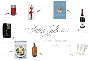 Hostess Gifts 101