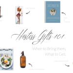 Hostess Gifts 101