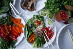 Rice Noodle Bowls | The Eternal Hostess