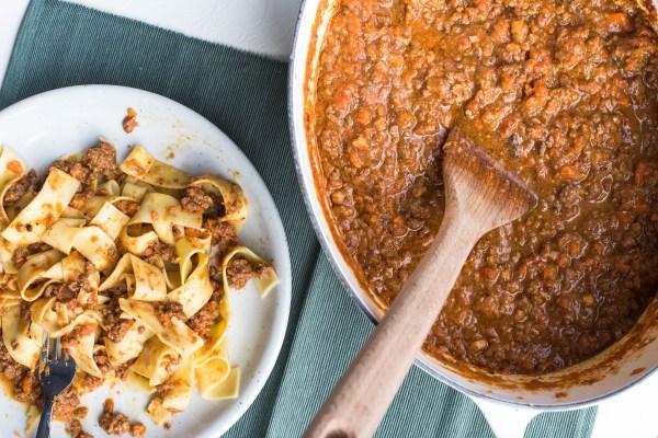 Authentic Italian Bolognese Sauce | The Eternal Hostess