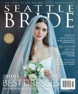 Seattle Bride Magazine 2019