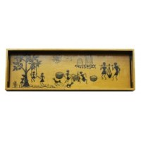 Serving Wooden Trays | Decorative Trays at Theethnicstory ...