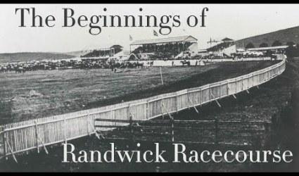 ATC TV: The Beginnings of Royal Randwick