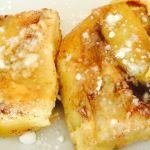 Apple Cinnamon French Toast