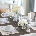 Simple + Classy Dinner Party Tablescape