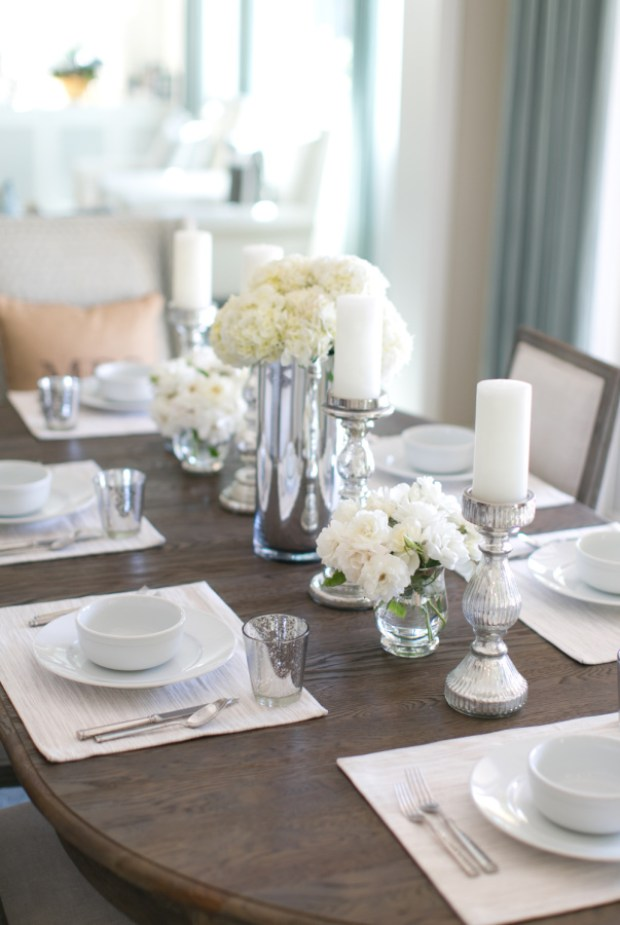 Style Me Pretty Tablescape