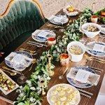 Farmhouse Inspired Thanksgiving Table