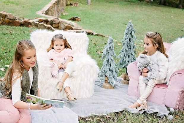 Chic Winter Wonderland With Pottery Barn Kids The