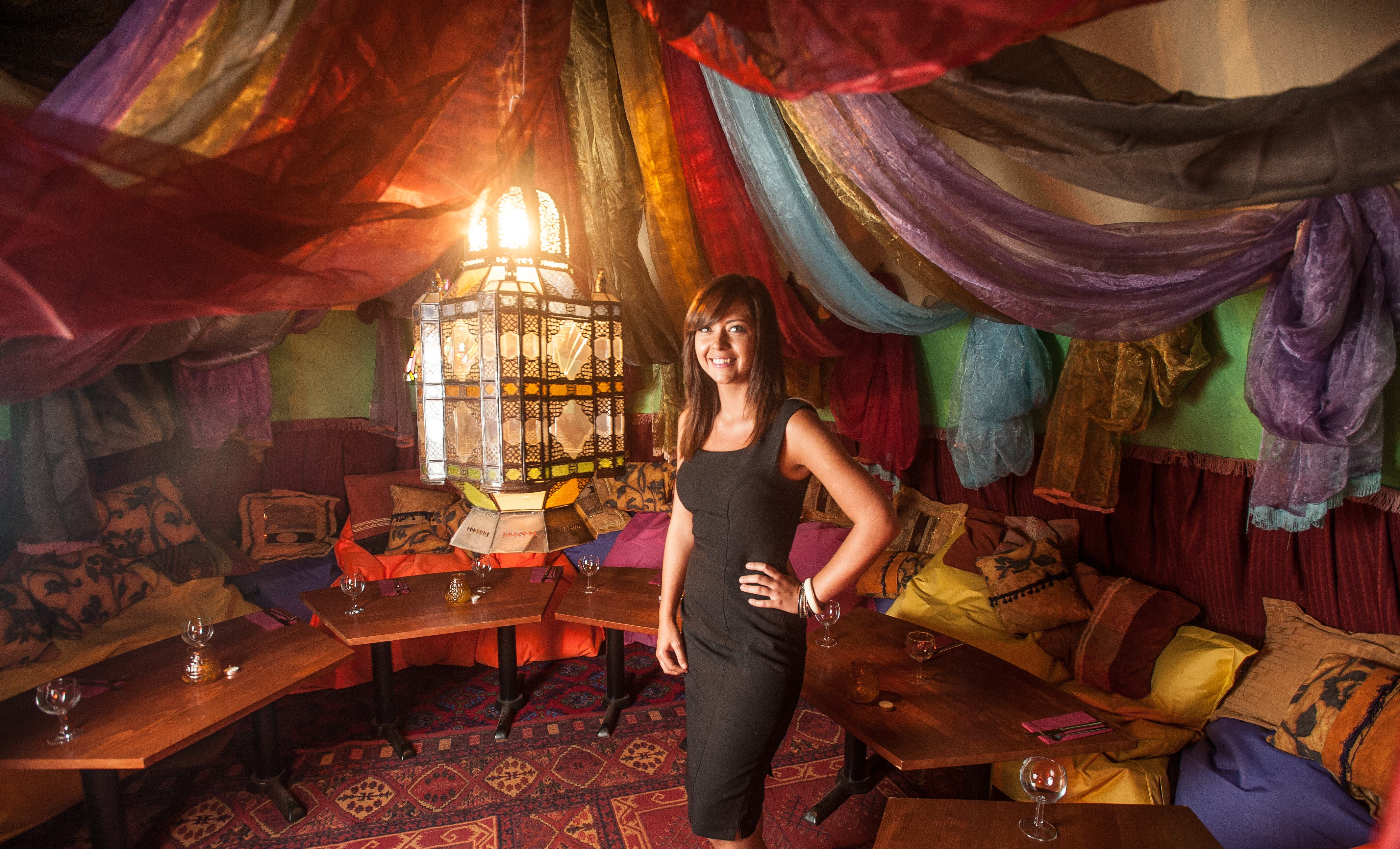Get ready to rock the kasbah at new Moroccan restaurant in