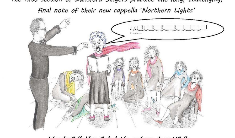 Northern Gjeilo Lights Ola