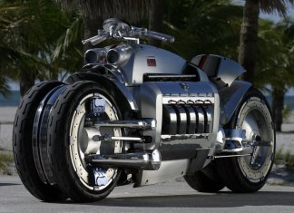 worlds fastest motorcycle-dodge-tomahawk