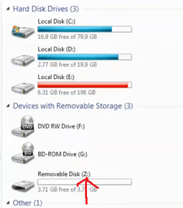 create a bootable usb drive