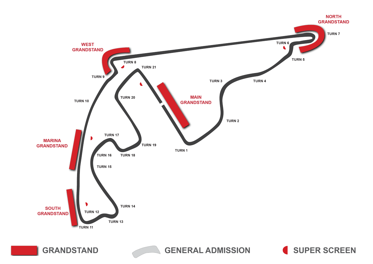 Abu Dhabi Grand Prix Where To Watch