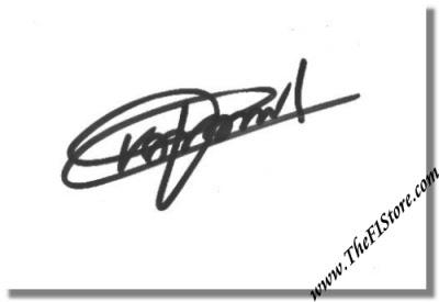 Alfa Romeo Merchandise, Autographed Items and Racing