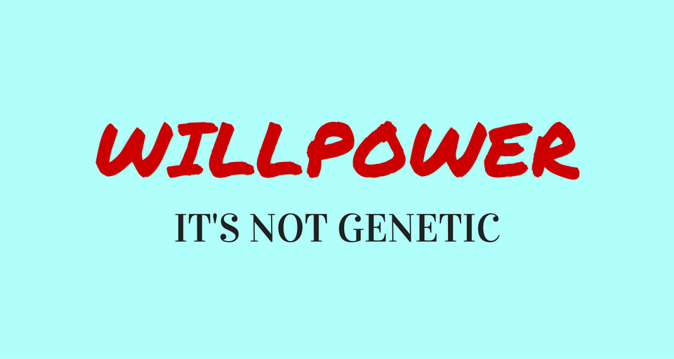 thing about willpower