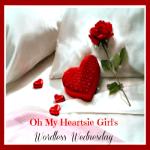 Oh My Heartsie Girl Wordless Wednesday