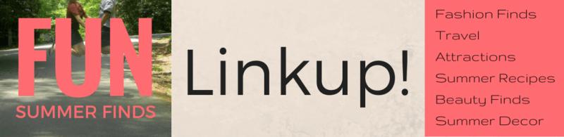 Fun Summer Finds Linkup!