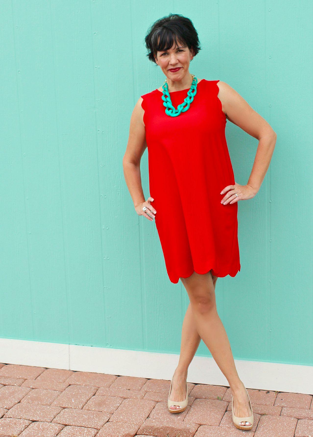 Comfortable Cocktail Red Dress Images - Wedding Ideas - memiocall.com