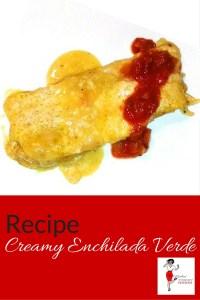 Pinterest: Creamy Enchilada Verde Recipe