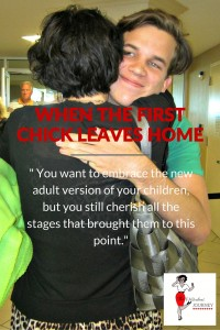 Blog Post - When The First Chick Leaves Home