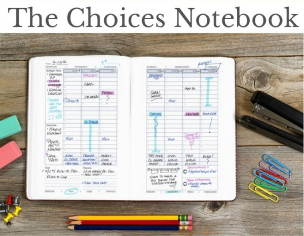 The Choices Notebook