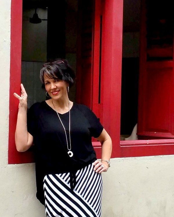 An Afternoon On Haji Lane, fashion over 40