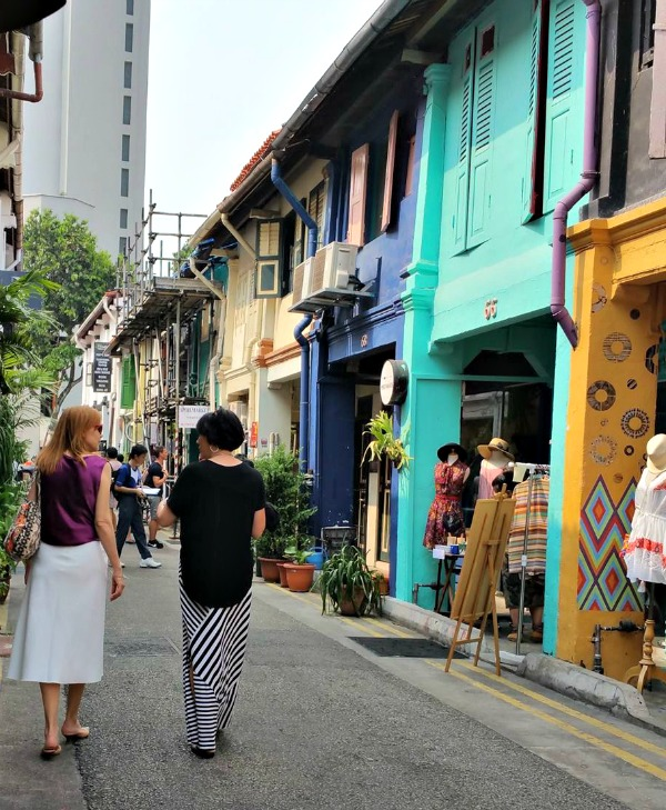 An Afternoon On Haji Lane