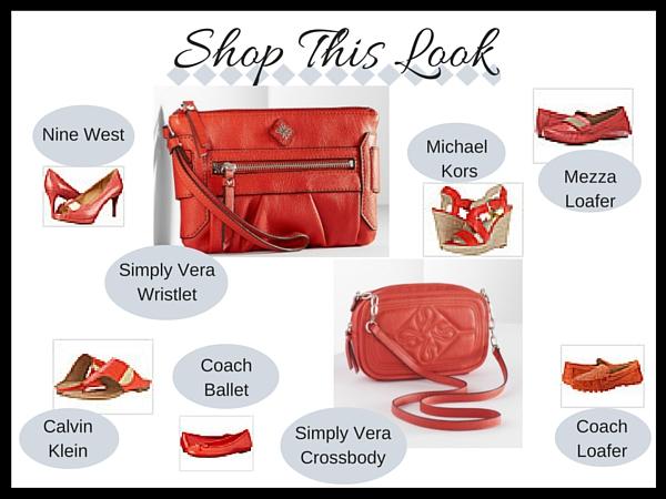 Shop This Look - Orange Accessories