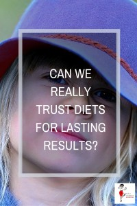Can we really trust diets - Pin