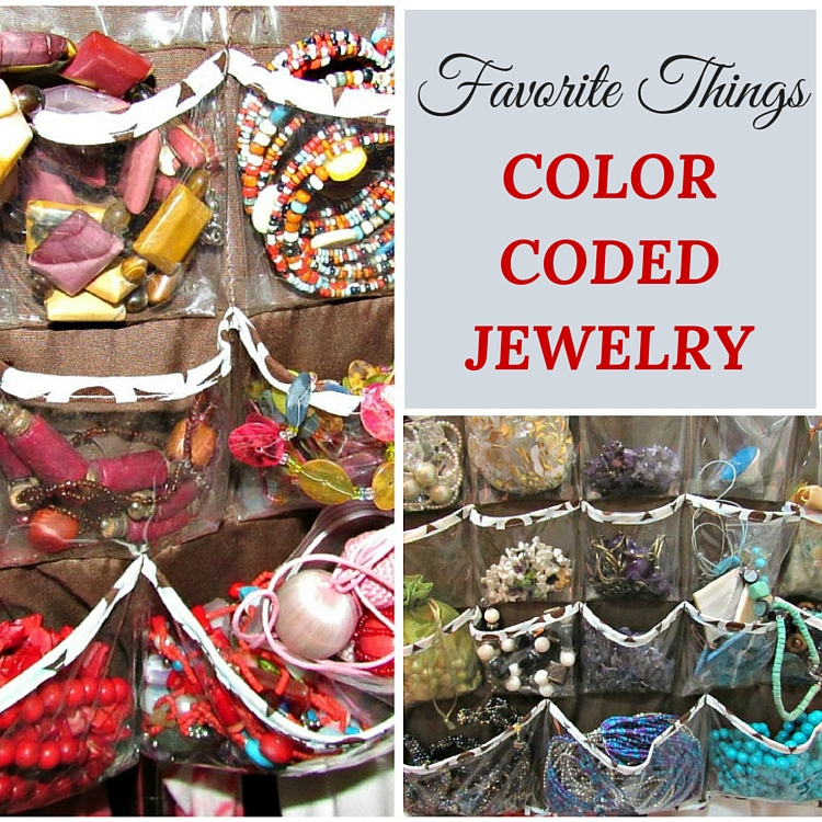 Color Coded Jewelry