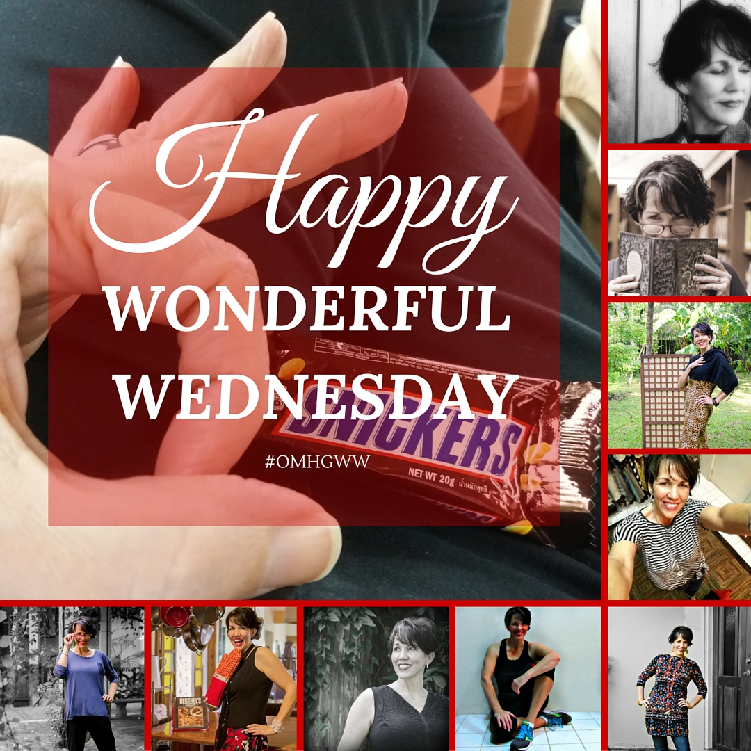 chocolate moment, Wonderful Wednesday