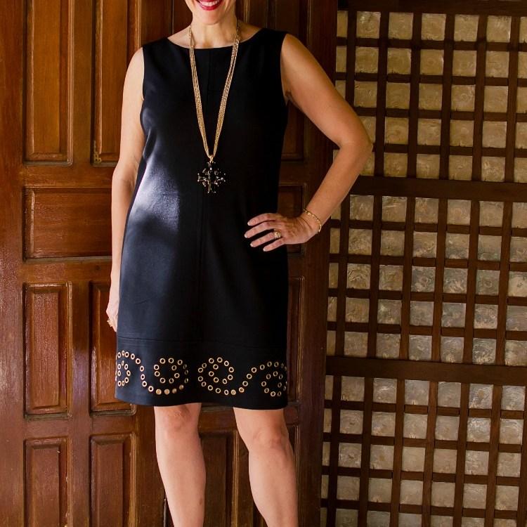 Little Black Dress (LBD) Worn 4 Ways