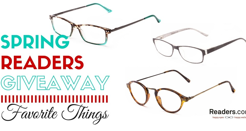 Spring Readers Giveaway