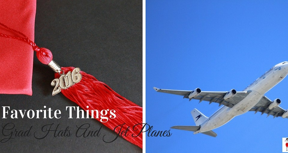 Grad Hats And Jet Planes
