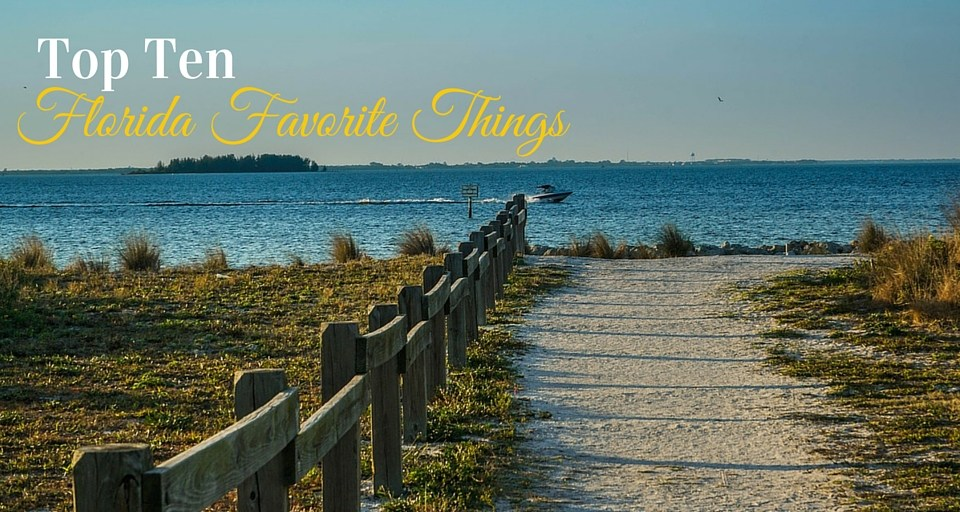 Top Ten Florida Favorite Things