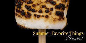 Summer Favorite Things