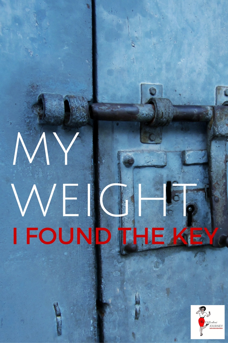 I found the key to my weight and it WAS NOT a diet!