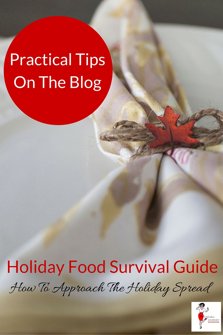 holiday food survival guide: how to approach the loaded holiday table