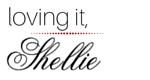 Loving it, Shellie