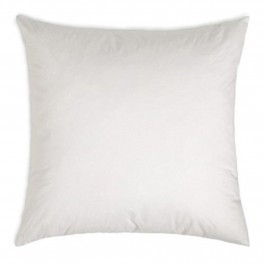 14 x 14 outdoor square polyester pillow form insert sku u16504