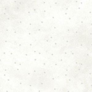 metallic stars on mottled white background
