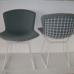 Chair Cover Rentals Victoria Bc Yoga Certification Texas The Fabulous Find Mid Century Modern Furniture Showroom In Early Vintage Original Harry Bertoia Side Chairs For Knoll Baby Blue Seat Covers