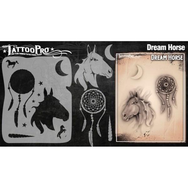 Airbrush Tattoo Pro Dream Horse