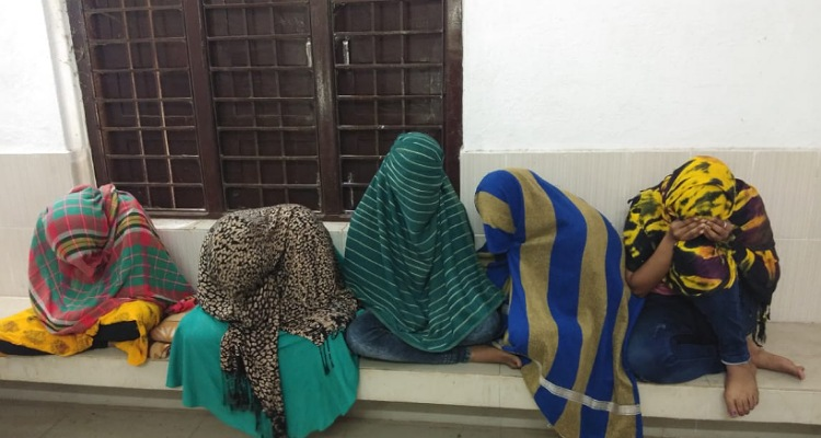 Sex racket busted in Keonjhar, police rescue 5 girls