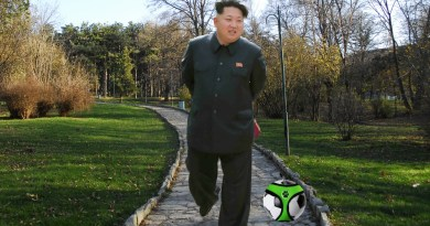 Kim Jong Un Takes 'Nuclear Football' For Public Walk