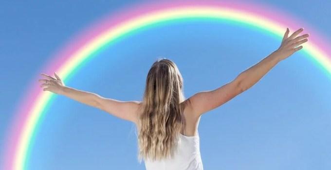 Rainbow in Hindi