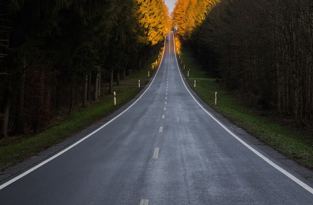 Interesting Facts about road lines
