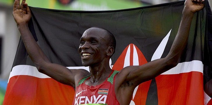 Kenyans have won a lot in the Olympics